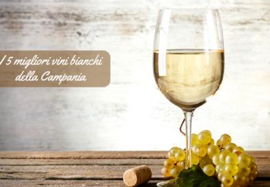 Enoturismo in Campania: i 5 vini bianchi da assaggiare assolutamente!