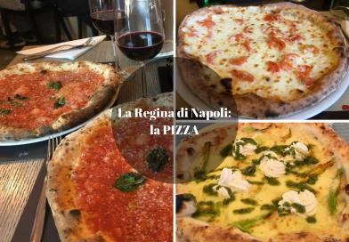 La Regina di Napoli: la Pizza