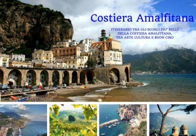 La costiera amalfitana, tra arte cultura e buon cibo