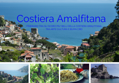 Bellezze nostrane: la costiera amalfitana